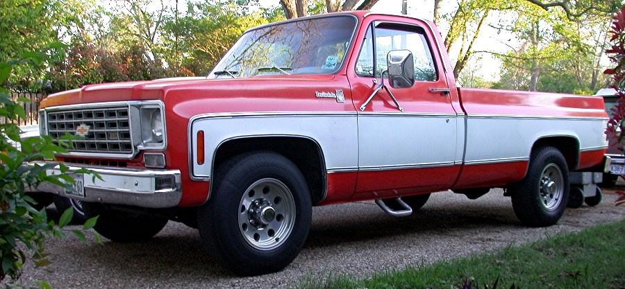 1975 Chevy Truck